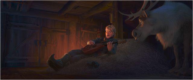 La Reine des Neiges - Kristoff et Sven