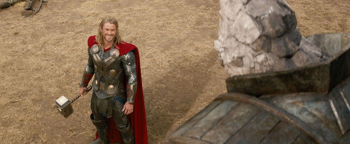 Thor : Le Monde des Ténèbres de Alan Taylor -32