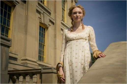 Death Comes to Pemberley - Georgiana