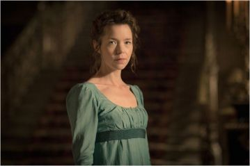 Death Comes to Pemberley - Lizzy (1)