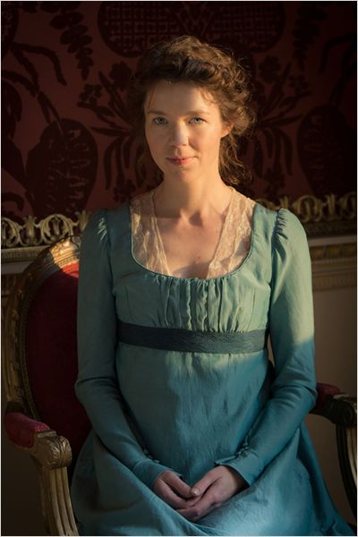 Death Comes to Pemberley - Lizzy