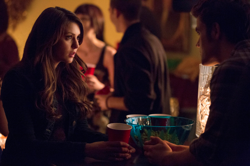 TVD 5x12 The Devil Inside - Elena & Stefan