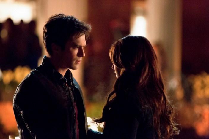 TVD 5x12 The Devil Inside - Damon & Elena