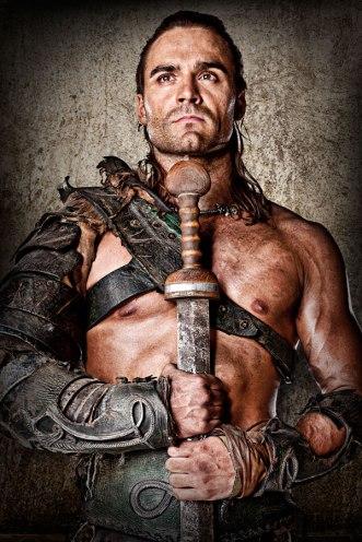 Gannicus promo spartacus