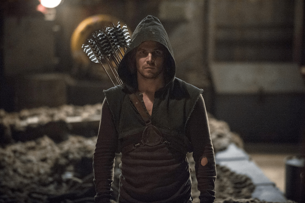 Arrow - S02E15 - Oliver Queen