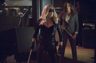 Arrow - S02E17 - Laurel et Sara Lance 4