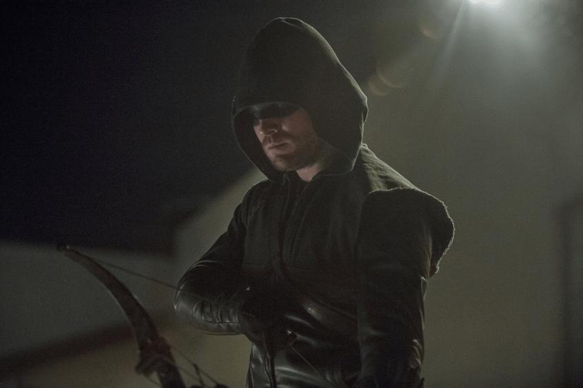Arrow - S02E17 - Oliver Queen 2