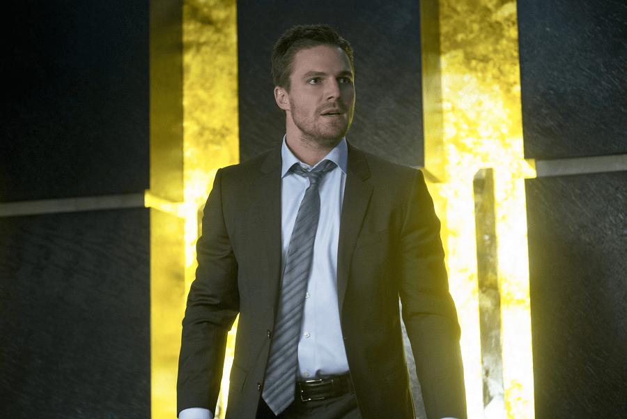 Arrow - S02E18 - Oliver Queen
