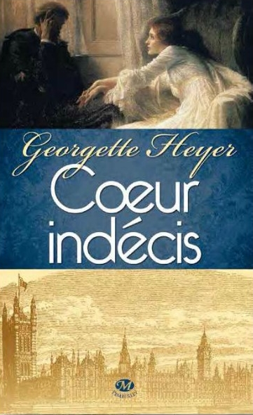 Cœur indécis de Georgette Heyer
