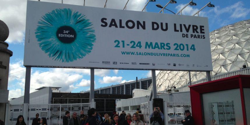 Salon du livre de paris 2014 le compte rendu songe d for Salon du livre paris 2018