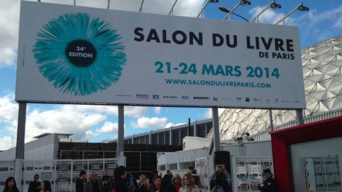 Salon du livre paris 2014 - Le salon du livre paris ...