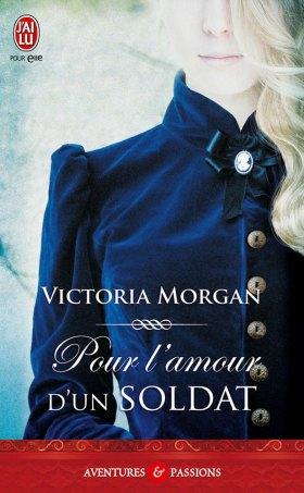 Pour L'amour d'un soldat de Victoria Morgan