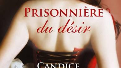 Photo of Prisonnière du désir de Candice Proctor