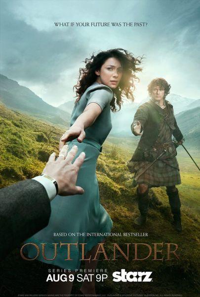 Outlander - L'affiche