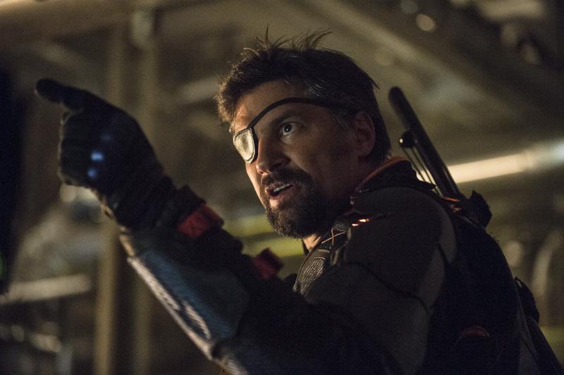 Arrow - S02E23 - Slade Wilson