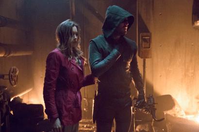 Arrow - S02E22 - Oliver et Laurel