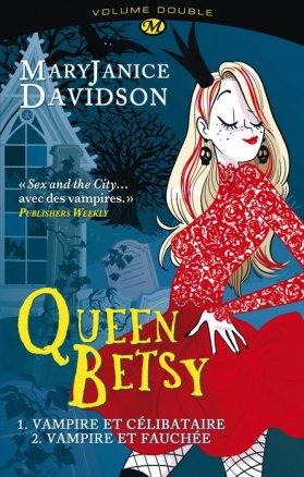 Queen Betsy de MaryJanice Davidson