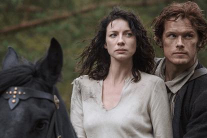 Jamie et Claire