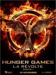 affiche hunger games 3 la révolte partie 1