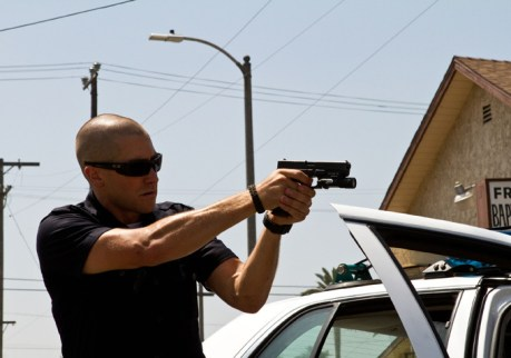 End of watch Jake gyllenhaal brian taylor 2