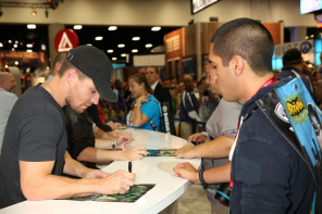 Arrow Comic-Con - Stephen Amell