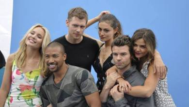 Photo de The Originals au Comic Con de San Diego