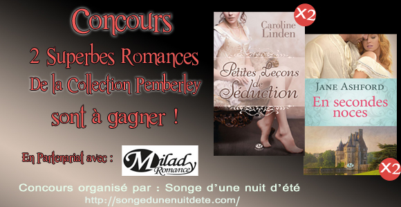 Concours-Milady-Romance