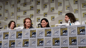Outlander Comic-Con - Groupe