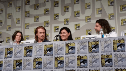 Outlander Comic-Con - Groupe