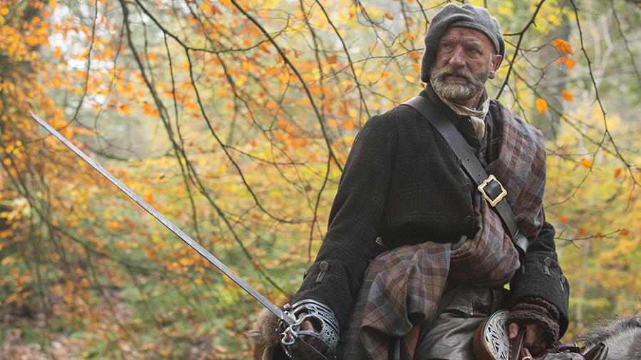 Outlander - Dougal MacKensie