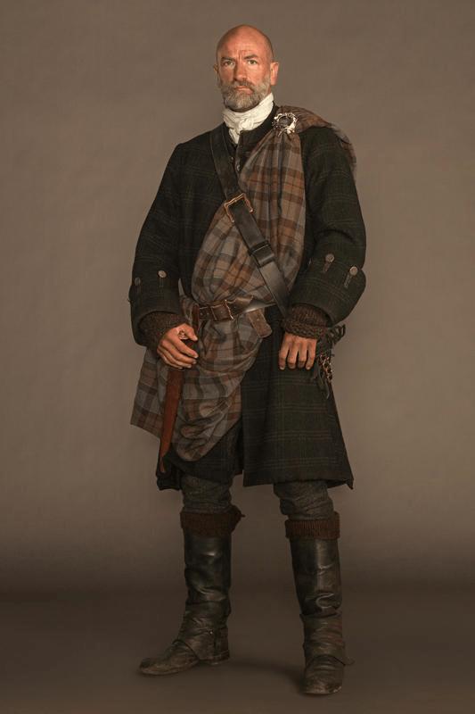 Outlander - Dougal MacKenzie