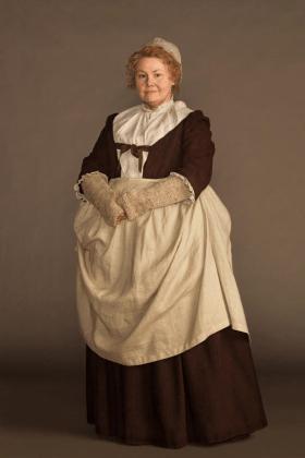 Outlander - Mrs. Fitz