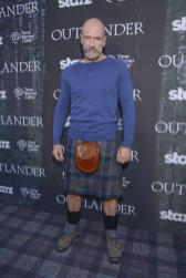 Outlander Premiere - Graham McTavish