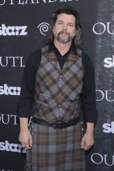 Outlander Premiere - Ronald D. Moore