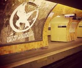 Photo de Les Rebelles se Révoltent dans Hunger Games