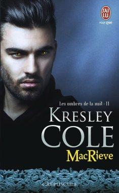 MacRieve(Les Ombres de la nuit T11) de Kresley Cole