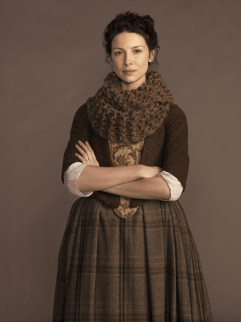 Outlander - Claire Randall 1