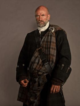 Outlander - Dougal MacKenzie 1