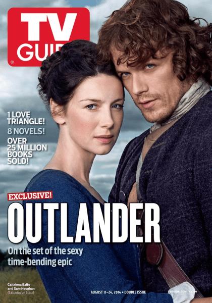 Outlander - Jamie Fraser et Claire Randall 1
