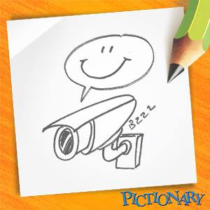 expression 12 pictionary