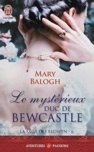 La Saga des Bedwyn T6- Le Mystérieux Duc de Bewcastle de Mary Balogh