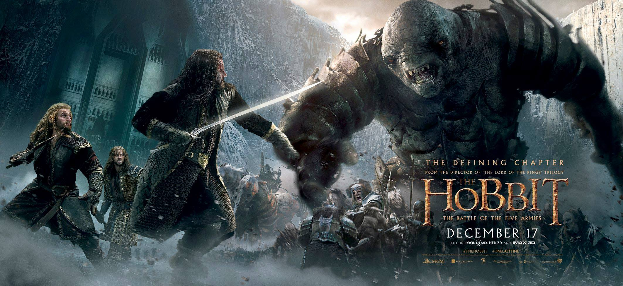 the battle of the five armies+