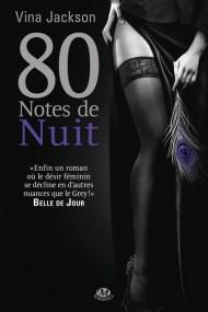 80 Notes de Nuit de Vina Jackson