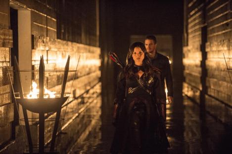 Arrow - S03E09 - Stills