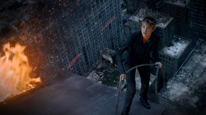 Divergente 2 L'insurrection - still teaser defy reality