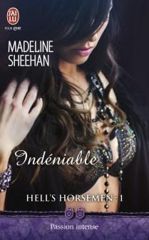 Hell's Horsemen T1 - Indéniable de Madeline Sheehan