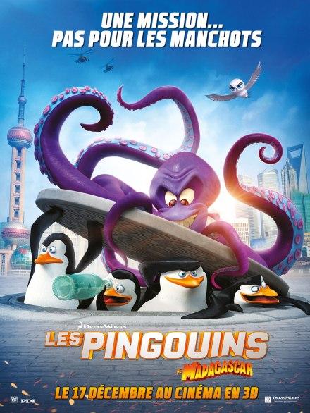 Les Pingouins de Madagascar - 002