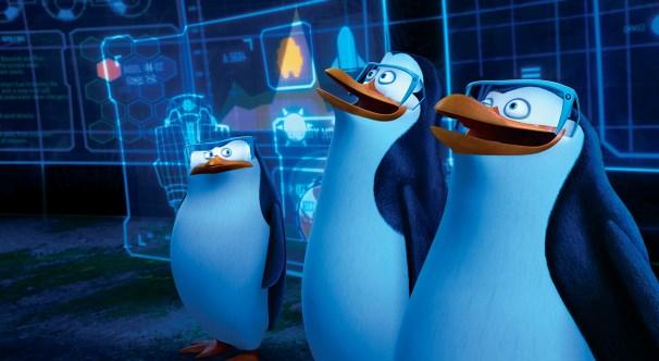 Les Pingouins de Madagascar - 009
