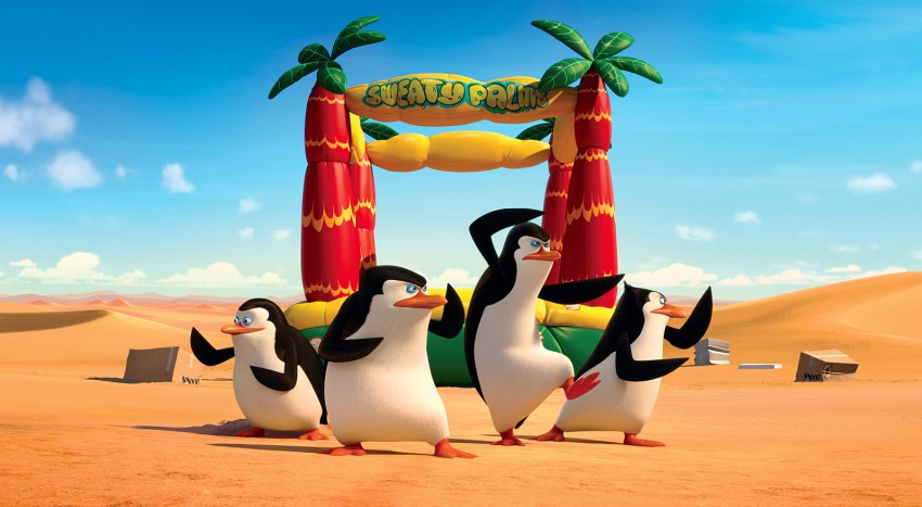 Les Pingouins de Madagascar - 023