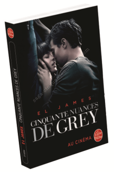 Fifty Shades Of Grey - Livre de Poche